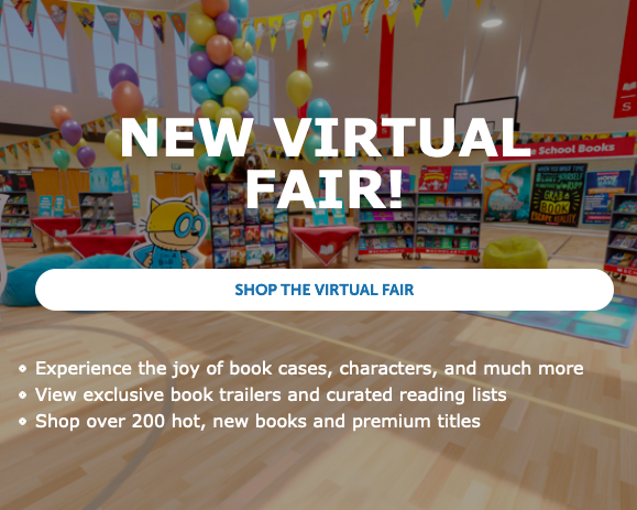 See Virtual Fair at https://www.scholastic.com/bf/ws65r