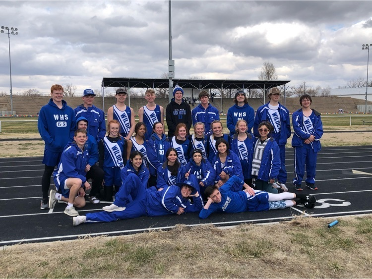 Hitchcock Co Invite Boys 2nd, Girls 1st
