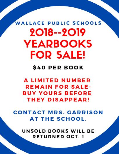 2019 Yearbooks for Sale