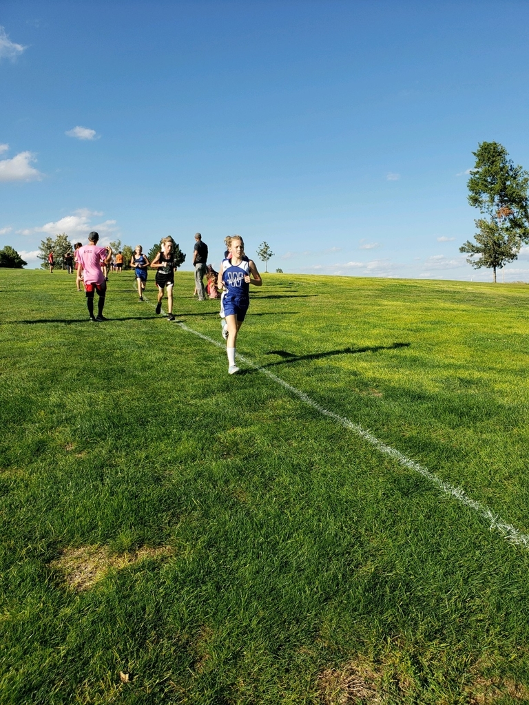 Junior High Cross Country at Arapahoe