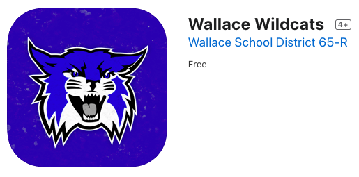Wallace Wildcats app